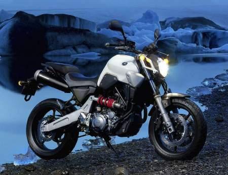 Yamaha MT-03-06