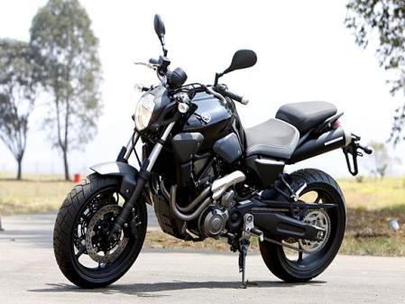 Yamaha MT-03-09