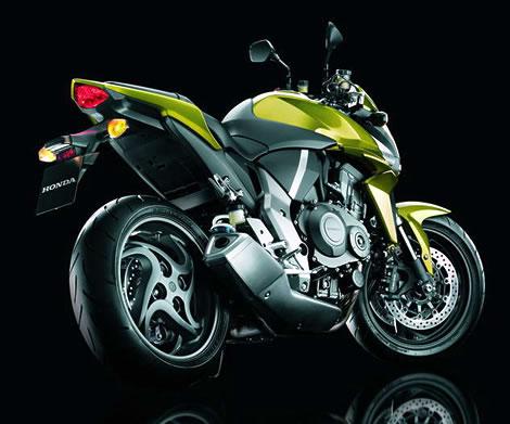 honda motorcycles, honda cb1000r, honda cb1000r - Gold Edition