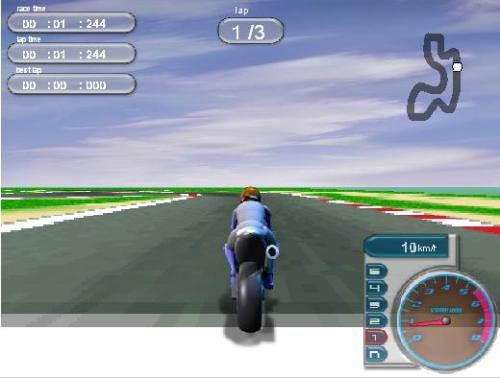 motorcycleracer