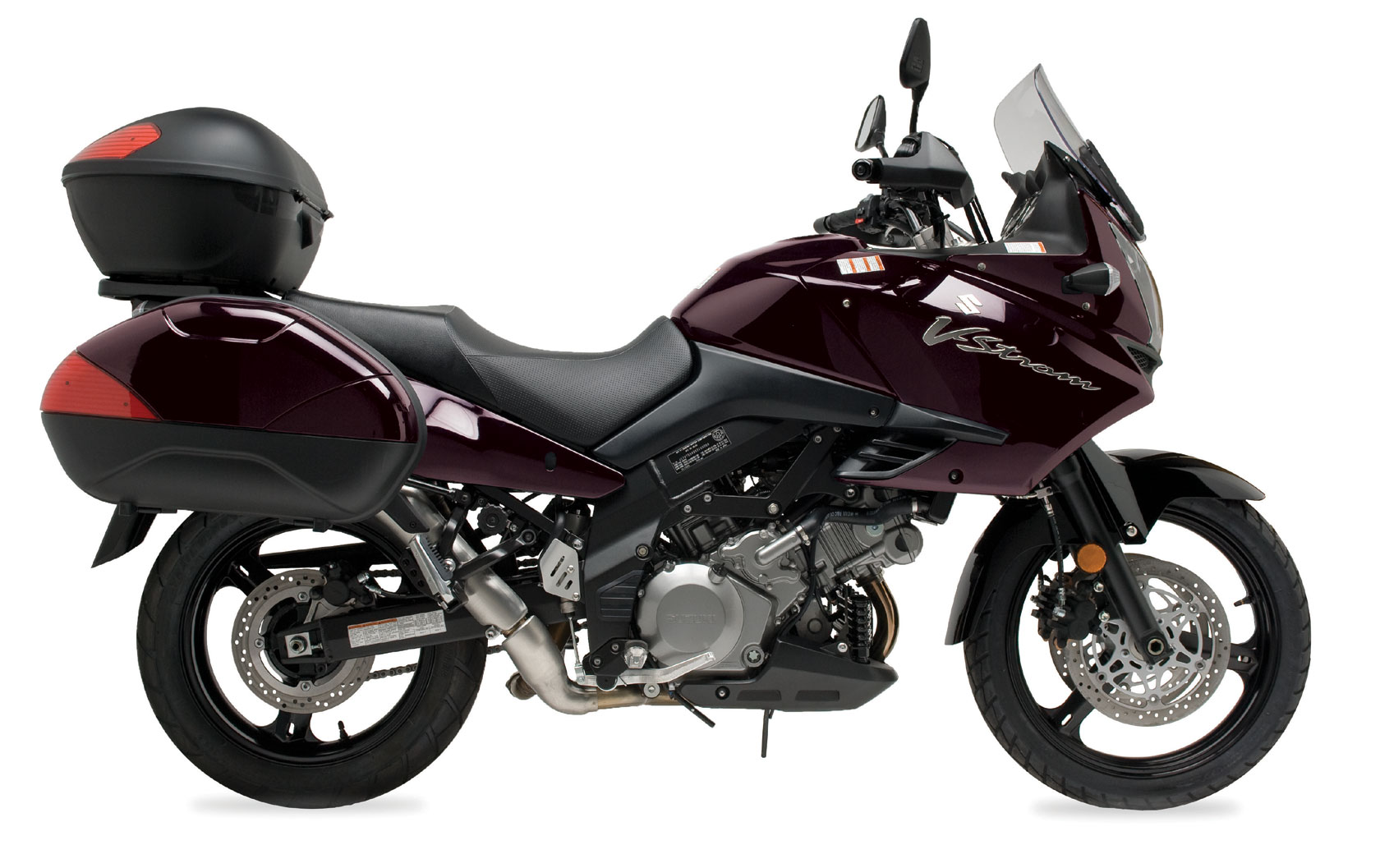 Suzuki V Strom Manual