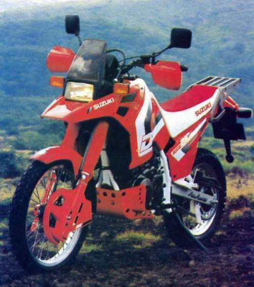 Suzuki Drs Mikuni