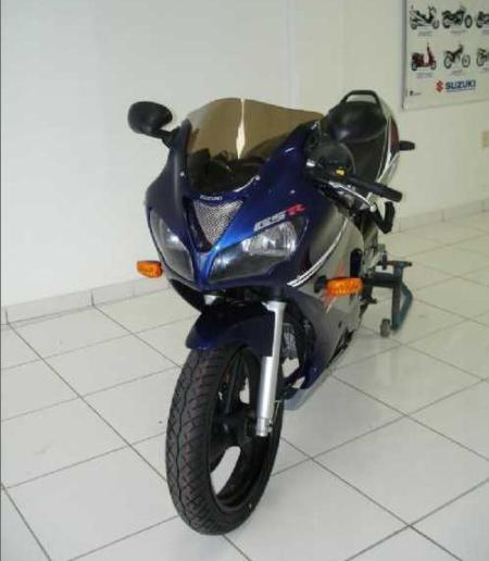 Suzuki GS500R - MMotos