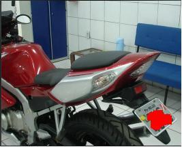 Suzuki GS500R - Rabeta - MMotos