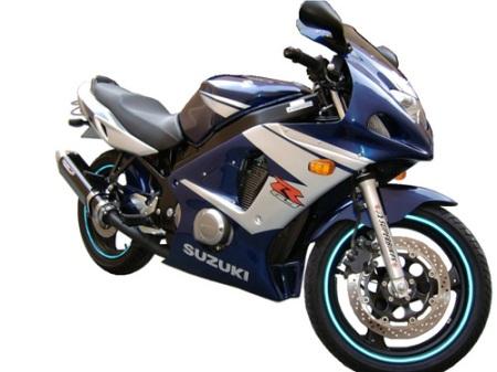 Suzuki GS500R - RaceIT