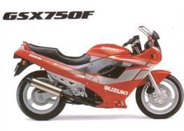 SuzukiGSX750F