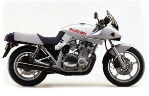 Suzuki Katana 1981