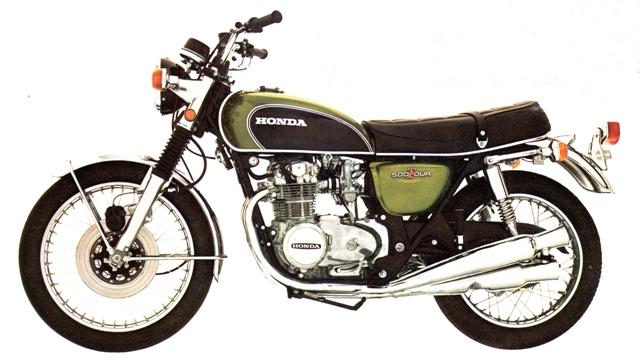 Honda cb500 02 #2
