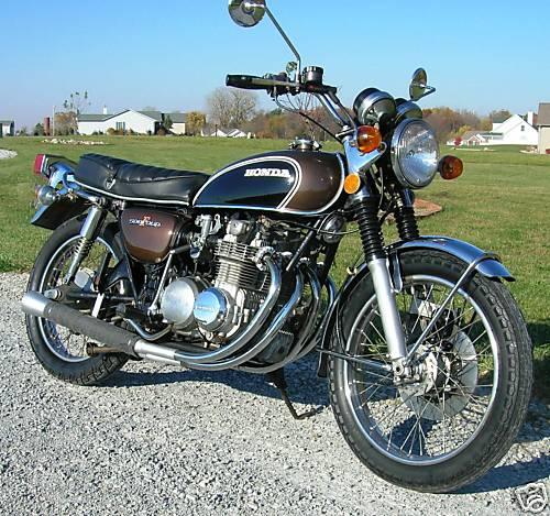Honda cb500 02 #7
