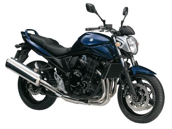 "Novas SUZUKI BANDIT 650 ""N"" e ""S"" 2011 !!! | MotociclismoBR"