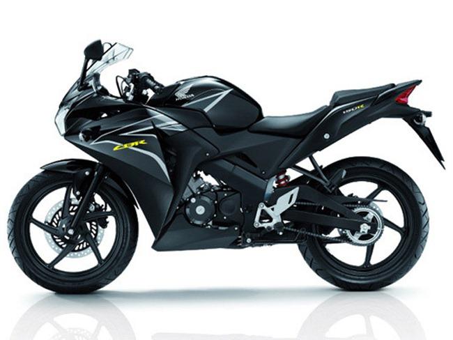 Honda divulga imagens da nova CB150 R – 2011