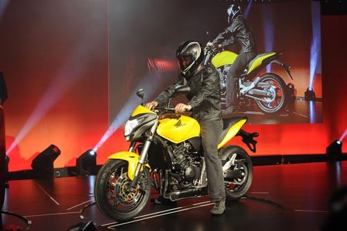 Honda Sal 195 O De Mil 195 O 2010 Motociclismobr
