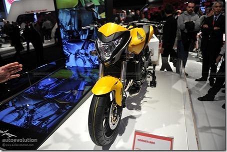 Milao_Honda_Hornet1