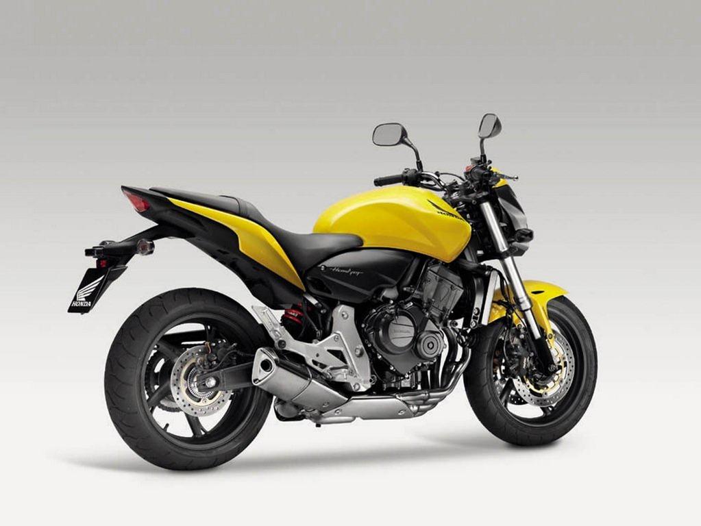 honda cb 600 f hornet 2011 com novo visual motociclismobr. Black Bedroom Furniture Sets. Home Design Ideas
