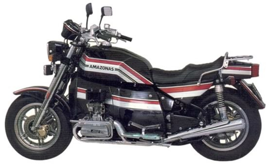 Hist 243 Ria Ame 1600 Amazonas Motociclismobr
