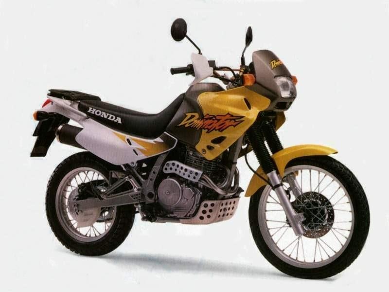 honda nx650 dominator 1988 2003 motociclismobr. Black Bedroom Furniture Sets. Home Design Ideas