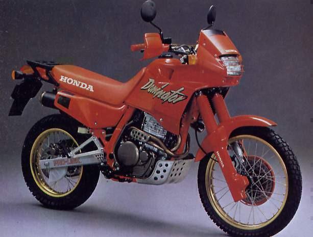 Manual De Servi U00e7o Moto Honda - Nx 650 - 1988-1989