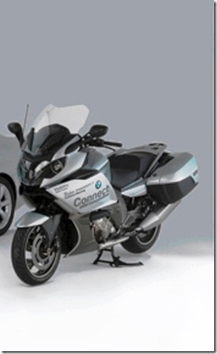 BMW Motorrad ConnectedRide. Advanced Safety Concept. (07/2011)