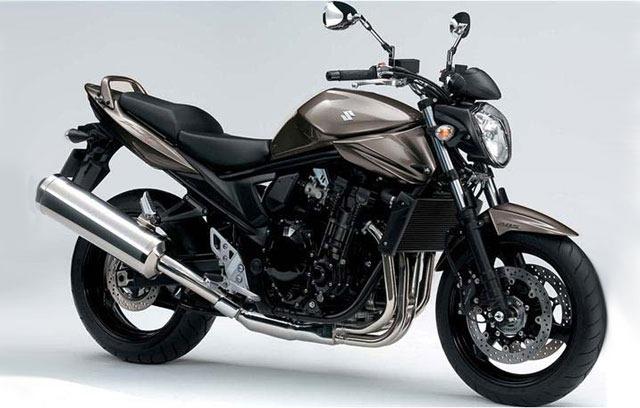 suzuki bandit 1250 2012 motociclismobr. Black Bedroom Furniture Sets. Home Design Ideas