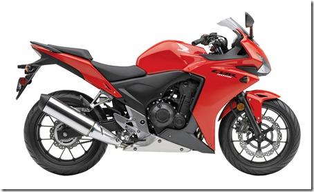 2013 Honda CB500R